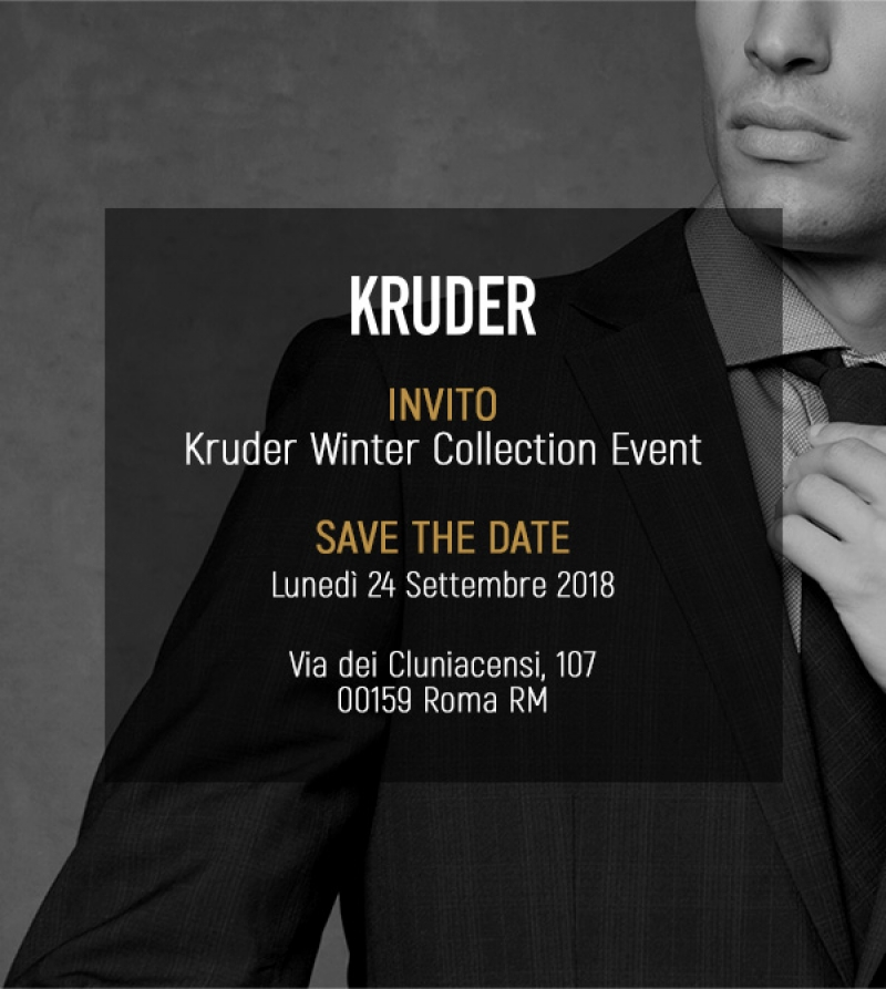 abc9984889c7 Kruder Winter Collection Event - Kruder